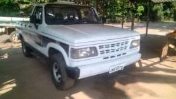 Chevrolet GM D20 Branca 1995 Impecável