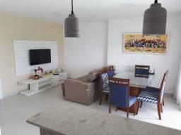 Apartamento 2 suítes, 80 m²,2 vagas, porteira fechada, Praia do Forte - Iberostar