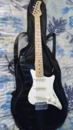Guitarra Strinberg STS-100 Preta nova