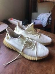 Tênis adidas Yeezy Boost 350 V2 Triple White 42 Br