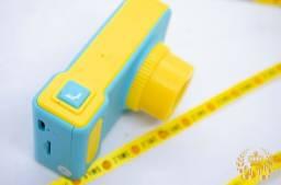 Mini Câmera Filmadora Infantil ?