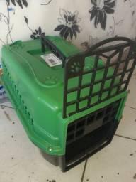 Caixa transporte para animais novo