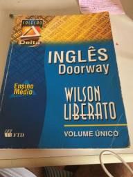 Livro de inglês doorway