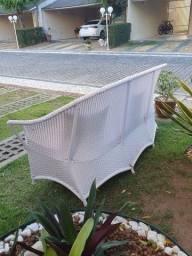 Sofá em fibra sol e chuva