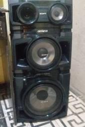 Mini system sony gtr88