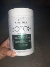 Vendo botox orgânico