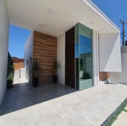 Casa plana de alto padrão no melhor do Eusébio .