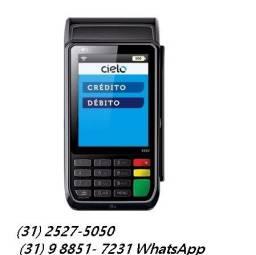 Maquina de cartão de credito: