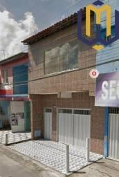 Imóvel com 3 casas no Centro de Maracanaú