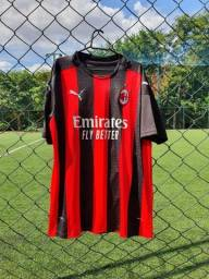 Camisa Milan Home Ibrahimovic 11 20/21