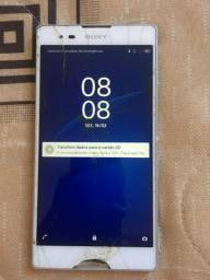 Sony Xperia (serve como retirada de peças também)