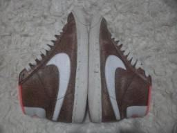 Tênis Nike 6.0 Couro Original *defeito*