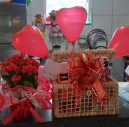 Super promoção de Cestas para o dia das mães