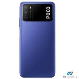 Celular Xiaomi Poco M3 128GB 4RAM Novo Lacrado *Temos Loja Física*