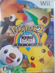 Jogo PokePark 2: Beyond the World Nintendo Wii - Versão Japonesa