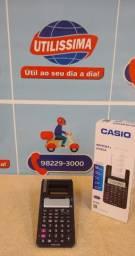 Promoção Calculadora cassio HR-8RC-BK ? Entrega Gratis