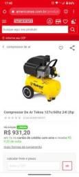Compressor Tekna novo