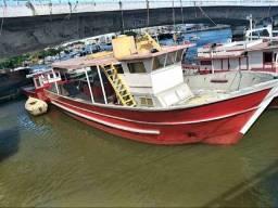 Barco de transporte marítimo