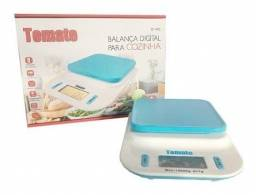Balança De Cozinha Precisão 1g Até 15 Kg Sf 440 Tomate- Loja Rf Informatica