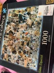 Quebra-cabeça 1000 peças
