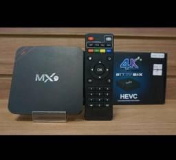 TV Box MX9 + Teclado por apenas 150,00