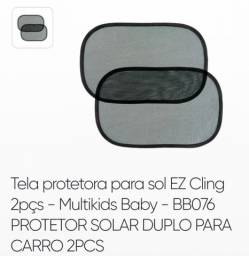 Para sol para carro uv, tela protetora uv