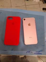 Vendo iPhone 7 zero 100% bateria 128 gb
