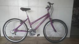 Bicicleta aro 26 aero nova violeta