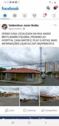 VENDO CASA PROXIMO AO PLAY ILHOTAS