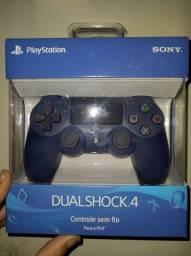 Controle ps4 original azul