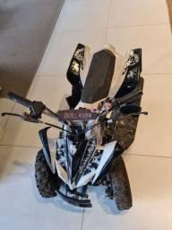 quadriciclo motor 2 tempos 50cc top