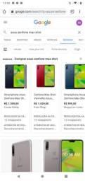 Asus ZenFone Max short 64 gb e 4 de ram