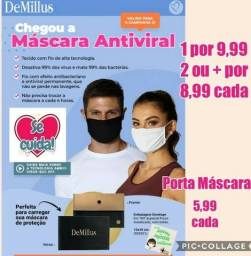 Máscaras anti virais DEMILLUS