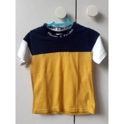 Blusa Tigor T. Tigre tamanho 16-20 meses