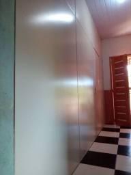Divisória com porta