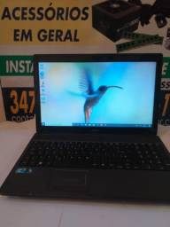 Notebook Acer i5 , intel core , 15''