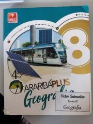 Livro Geografia AribabáPlus 8 ano