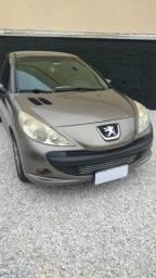 Oportunidade!!! Peugeot 207 1.4 flex ano 2010