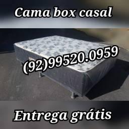 Cama box box box **