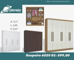 roupeiro 6020