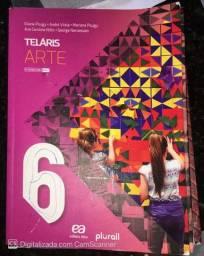 Coleção de livros do SESI 6 ano. Sesi Vespasiano/Minas Gerais