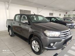 Toyota Hilux Cabine Dupla SRV A/T 4x4 Diesel