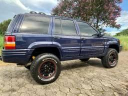 Jeep Grand Cherokee Limited - 1997 - V8 Impecável