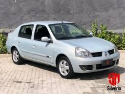 Renault clio sedan 2009 1.6 privilÉge sedan 16v flex 4p manual