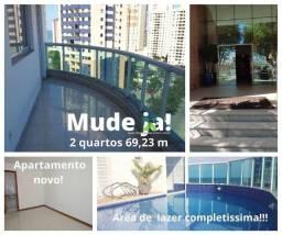 Apartamento com 2 dormitórios à venda, 69 m² por R$ 438.000,00 - Itapuã - Vila Velha/ES