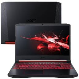 Notebook Gamer Acer Nitro 5 I5 8Gb Gtx1650 1Tb 128Gb Ssd 15,6 Ips, Lacrado! Nota, Garantia