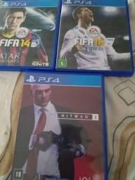 Jogos ps4 hitman 2 Fifa