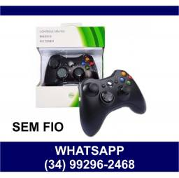 Controle sem fio para video game Xbox * Chame no Whats