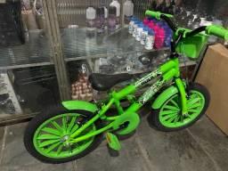 Bicicleta Infantil Incrível Hulk Aro 16