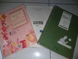 Algebra, física 2 e redação